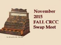 - Fall 2015 swap meet